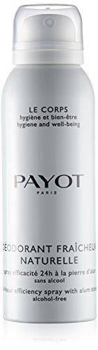 Payot Les Corps femme/women, Deodorant Fraicheur Naturelle, 1er Pack (1 x 125 ml)