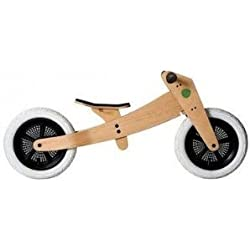 Wishbone WIB-BIKE-CLA Classic - Bicicleta de madera con altura ajustable [importado de Alemania]