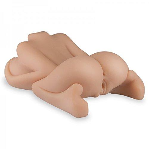 3,8 kg schwere Silikonpuppe Vagina, Anus & Brüste - Sextoys für Männer > Lebensechte Po-Masturbatoren
