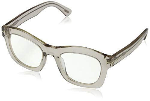 Tom Ford Damen FT0431 074 50 Sonnenbrille, Pink (Rosa/Altro),