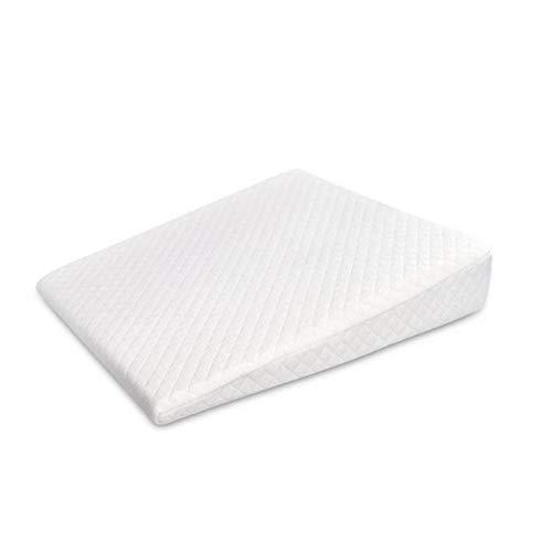 Meosu Almohada de Viaje con para el Mentón Que la 3D Sleep Pillows Anti Baby Spit Milk Triangle Slope...