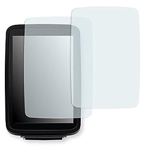 GOLEBO 2 x Protectores Pantalla Sigma Pure 1. Lámina Protectora Adhesiva Invisible Crystal Clear. Fabricado en Alemania.