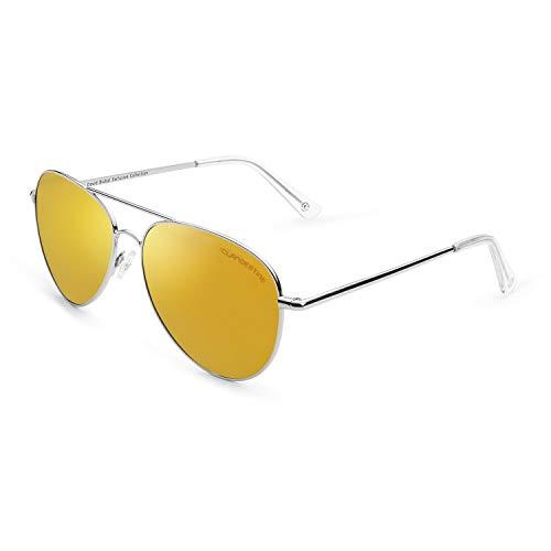 CLANDESTINE Gold by David Bisbal - Gafas de Sol Polarizadas Hombre & Mujer