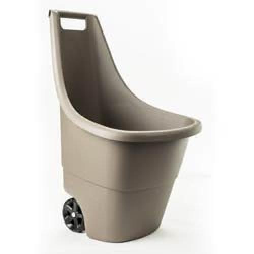 Keter Chariot de Jardin Multi USAGES Easy GB 50L