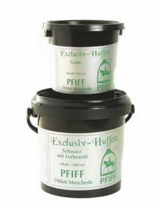 PFIFF Basicline Huffett, schwarz 500ml