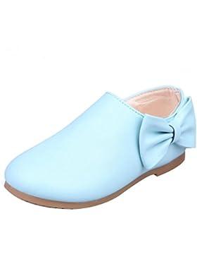 BZLine® Winter Kinder Bowknot Sneaker Stiefel Reißverschluss Prinzess Schuhe