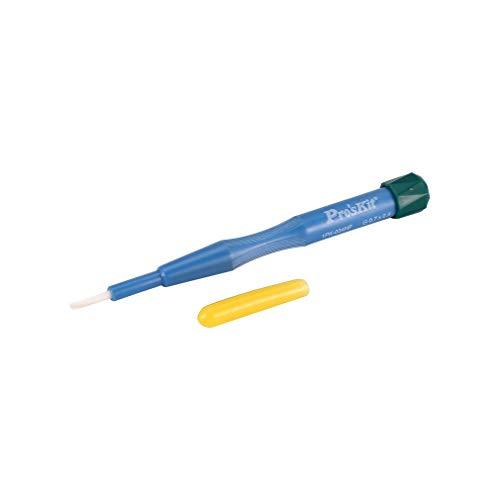DERNON Proskit Precision 1PK-034NF 0,7 * 2,4 mm Keramik-Treiber mit Nicht magnetischem Widerstand Blau -0,7 * 2,4 mm -