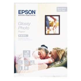 Epson C13S042178 S042178 Boîte de 20 feuilles de papier photo brillant 225 g A4 210 x 297 mm