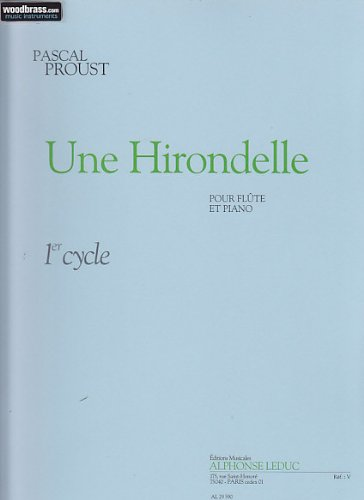 Proust: une Hirondelle (Cycle 1)
