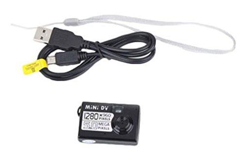Mini Kamera Spion Abhörgerät Spy Cam Kamera Versteckte Kamera 5Mpx USB