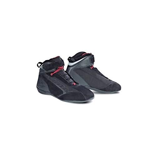 IXON Chaussures de moto Speeder waterproof - Noir / Rouge