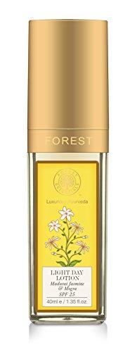 Forest Essentials Light Day Lotion - Madurai Jasmine & Mogra 40ml by Forest Essentials -