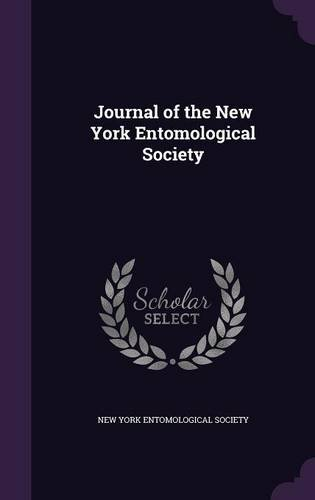 Journal of the New York Entomological Society