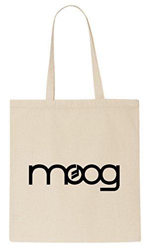 M00G Vintage Analogue Synth Synthesizer Modular Tote Bag