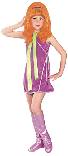 Rubie s Kost-m &Apos; Co 17807 Scooby-Doo Daphne Kinderkost-m Gr--e Large-Girls 12-14