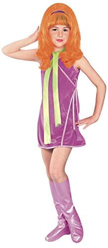 Scooby Doo Daphne Für Erwachsene Kostüm - Rubie's Daphne Kostüm Scooby-DOO für