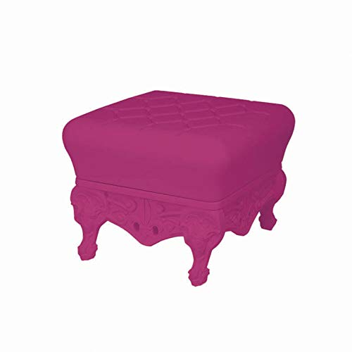 Design of Love - Slide Design - Little Prince of Love Pouf Fuchsia sweet