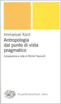 Antropologia dal punto di vista pragmatico