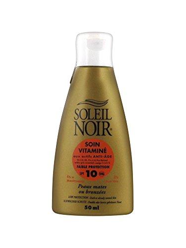 Soleil Noir Soin Vitaminé SPF 10 50 ml