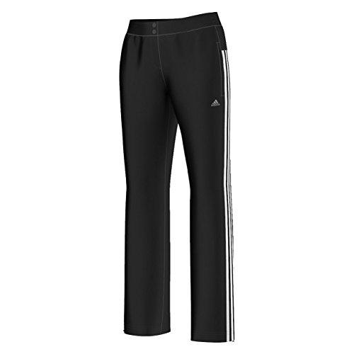 adidas Performance Damen Trainingshose schwarz 34 / lang (Damen Trainingshose Klassische)