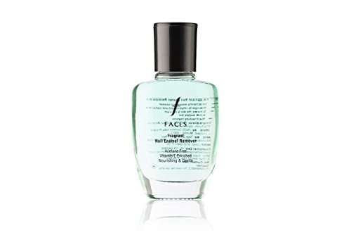 Faces Fragrant Nail Polish Remover, Frutino 03, 30ml