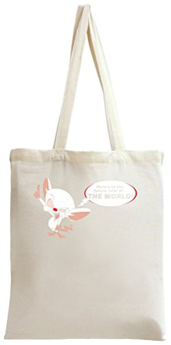 pinky-and-the-brain-tote-bag