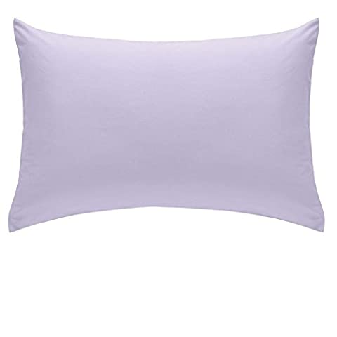 Catherine Lansfield Non Iron Percale Housewife Pillowcases -