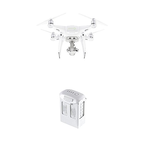 DJI Phantom 4 Pro Plus + Extra Batterie
