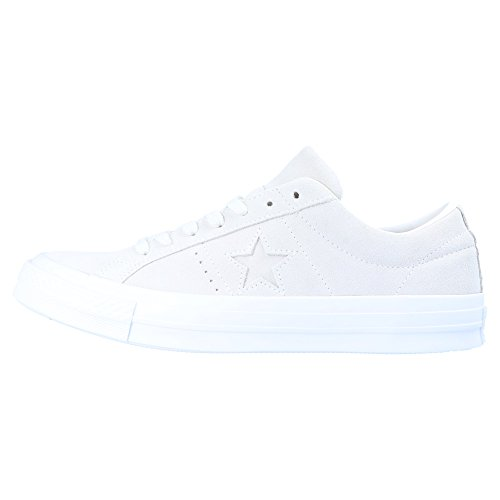 38033afacd015a Converse One Star Suede - OX Unisexo Zapatillas Blanco