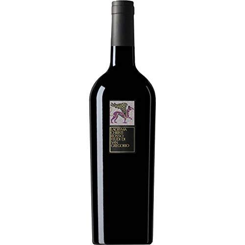Lacryma Christi Rosso del Vesuvio | Feudi di San Gregorio | Vino Rosso della Campania | Idea Regalo