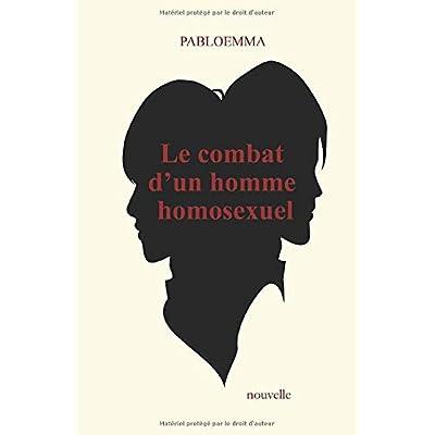 Le combat d'un homme homosexuel