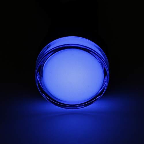 /22D//s 220/VAC 20/mA Rosso Colore Luce 5/Pezzi Heschen 22/mm LED Spia AD16/