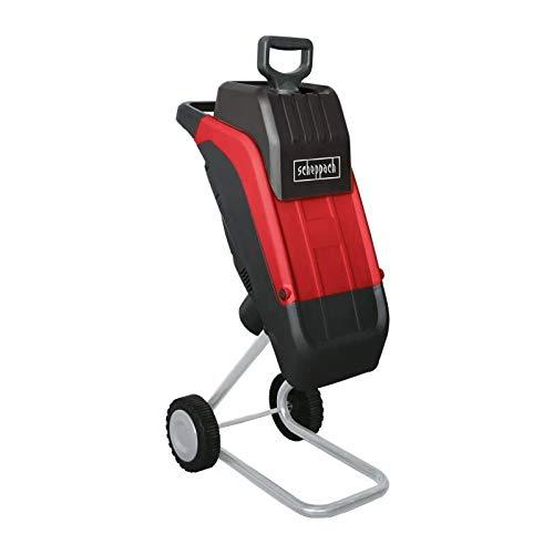 Scheppach Elektro-Gartenhäcksler GS45 (2400 Watt, max. Aststärke: 45mm, inkl. Überlastschutz,...