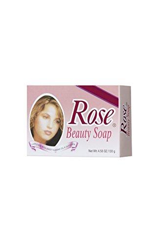Rose savon de beauté 130gm