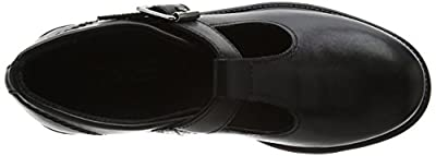 Kickers Girls' Lach T-Bar Mary Janes