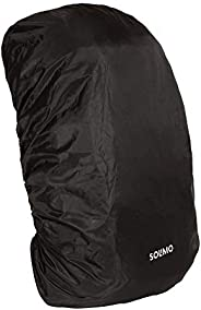 Amazon Brand - Solimo Rain & Dust Cover for Backpack (30 litres, Bl