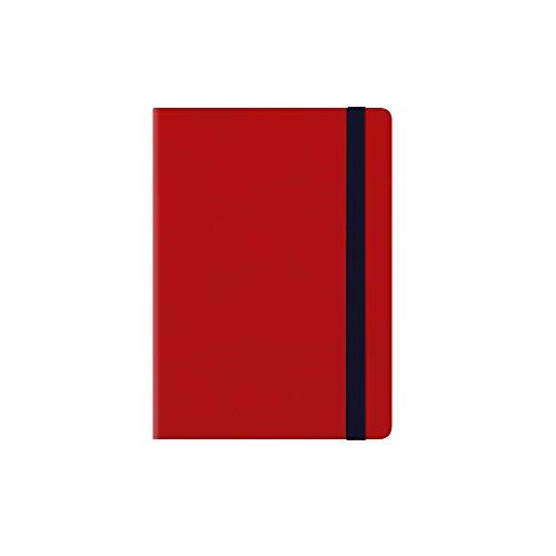 Agenda 12 mesi settimanale mini - 2020 - red