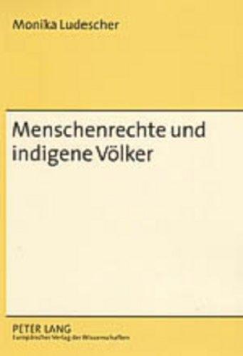 Menschenrechte und indigene Völker
