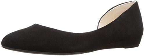 Jessica Simpson Frauen Flache Schuhe Schwarz Groesse 7.5 US/38.5 EU (Jessica Simpson Frauen Schuhe)