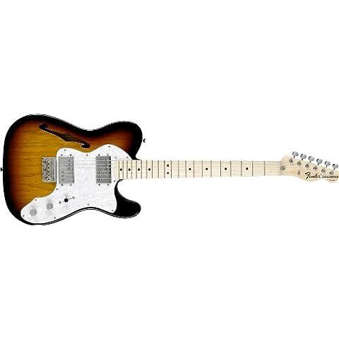 Fender Classic Series '72 Telecaster Thinline 3TS · Chitarra elettrica