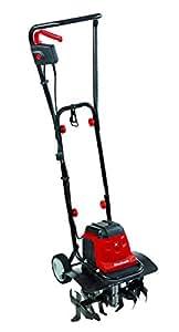 Einhell Motobineuse électrique GC-RT 1440 M (1400 W, Largeur de travail 40 cm, Profondeur de travail 20 cm, Guidon ergonomique et pliable)