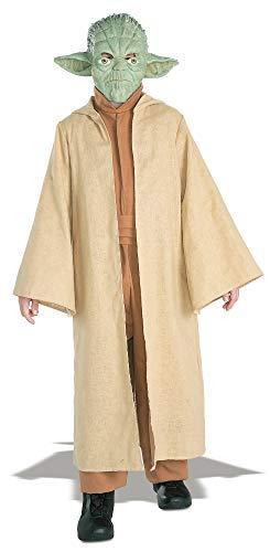 Kleinkind Yoda Kostüm - Rubies Deutschland 3 882164 M - Deluxe Yoda Größe 48/50