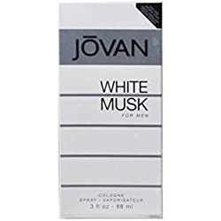 Jovan White Musk for Men Cologne Spray 88ml