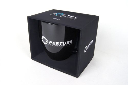 Portal 2 Aperture Laboratories Tasse