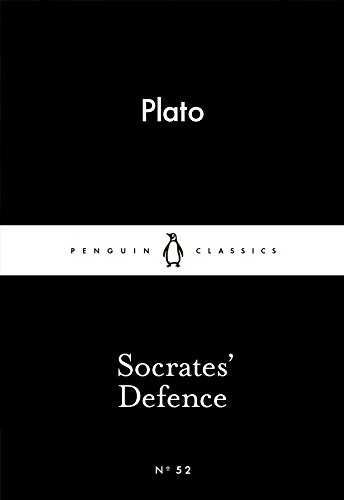 Socrates' Defence (Penguin Little Black Classics)
