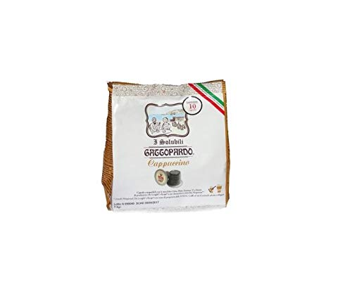 Gattopardo 80 Capsule di Cappuccino Comp. Nespresso