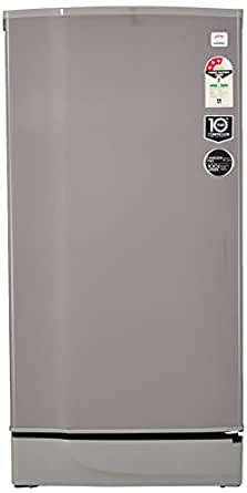 Godrej 190 L 3 Star ( 2019 ) Direct-Cool Single Door Refrigerator (RD 1903 EW 3.2 CDY GRY, Candy Grey)