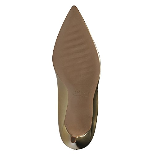 Aria Damen Aria Brushleder Aria Gold Brushleder Gold Pumps Damen Pumps 6p6rP