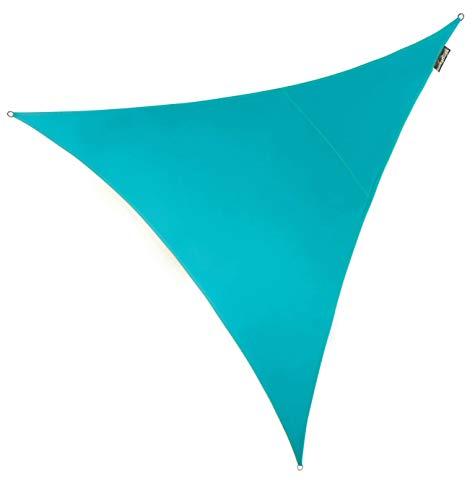 Kookaburra Voile d'Ombrage Imperméable 3,0m Triangle Azuré