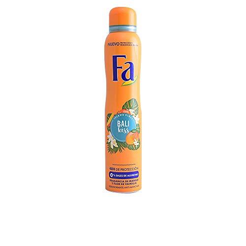 Fa - fa island vibes bali kiss mango & vanilla deodorante spray 200ml -